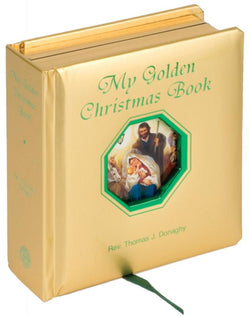 My Golden Christmas Book - GF42597