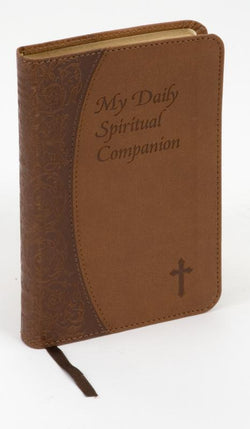 My Daily Spiritual Companion Brown - GF38019BN