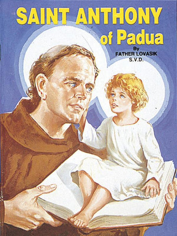 Saint Anthony of Padua - GF386