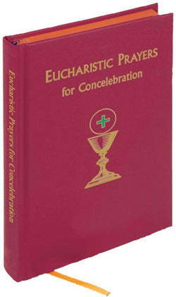 Eucharistic Prayers for Concelebration - GF2422
