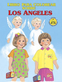 Los Angeles Coloring Book - GF672S
