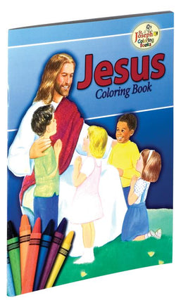 Coloring Book about Jesus - GF670