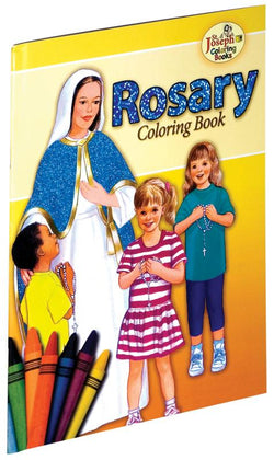 Coloring Book about The Rosary - GF671