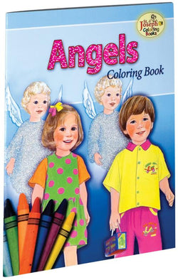 Coloring Book about Angels - GF672