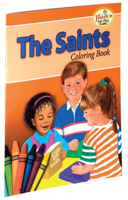 Coloring Book about The Saints - GF681