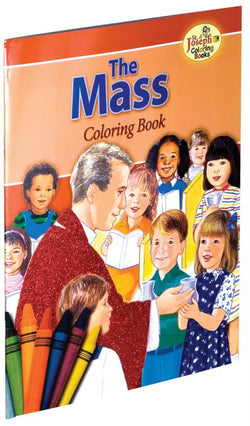 Coloring Book about the Mass - GF683