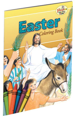 Coloring Book about Easter - GF692