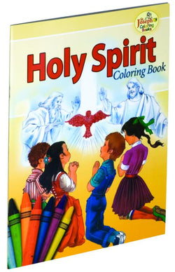 Coloring Book about The Holy Spirit - GF698