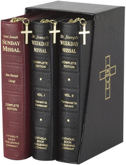 St. Joseph Missal Set of 3 - GF82523