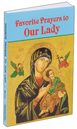 Favorite Prayers To Our Lady - GF91904
