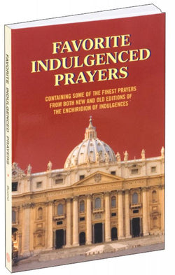 Favorite Indulgenced Prayers - GF92904