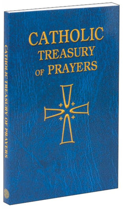 Catholic Treasury of Prayers - GF93804