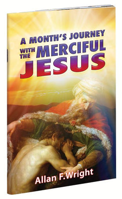 A Month's Journey with the Merciful Jesus - GF5404