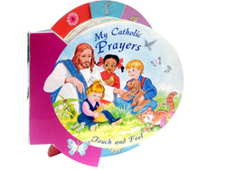 My Catholic Prayers Touch and Feel - GF26122