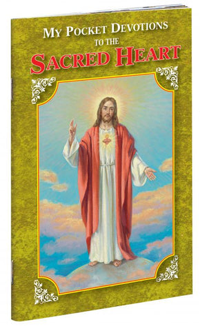 My Pocket Devotions To The Sacred Heart - GF6904