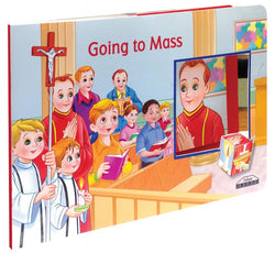 Going to Mass - GF20722