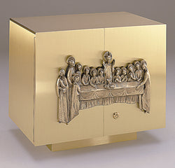Satin Bronze Tabernacle - QF97TAB12