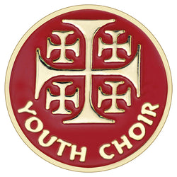 Youth Choir Pin - XWA14