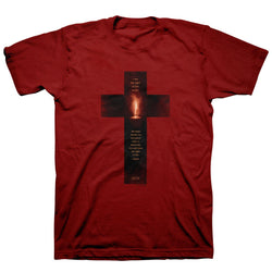 Light of the World Cross - T-shirt - KETSHIRTS-A