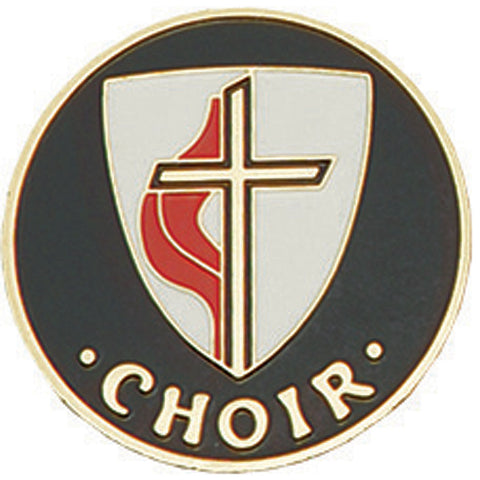 UMC Choir Pin - XWB03