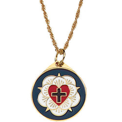 Luther Rose Pendant - XWB131