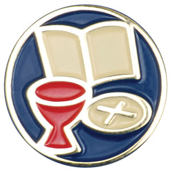 Service of the Altar Lapel Pin - XWB28