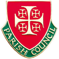 Parish Council Lapel Pin - XWB71