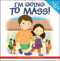 I'm Going to Mass! A Lift the Flap Book - AABAMSE8