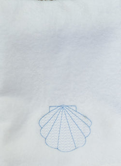 SLBT15 Cotton Baptismal Towel