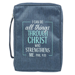 I Can Do All Things Bible Case - GCBB659