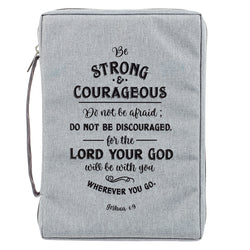 Strong & Courageous Bible Case - GCBB662