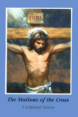 The Stations of the Cross-Scriptural Version FQBH2057