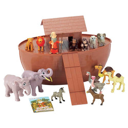 Plastic Noah's Art Set - HOBIBLPLAY-1