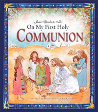 Jesus Speaks to Me on My First Holy Communion - AABQBBE9