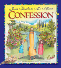 Jesus Speaks to Me about Confession - AABQBRE6