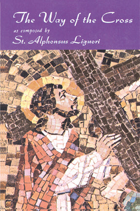 The Way of the Cross by St. Alphonsus Liguori FQBT052