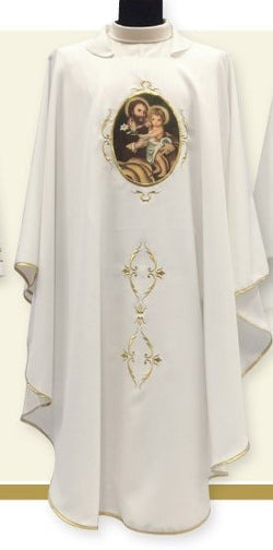 Saint Joseph Chasuble - SO644