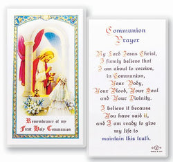 Communion Prayer - TA800131