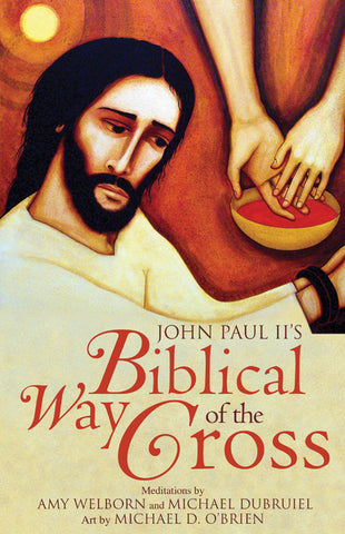 John Paul II's Biblical Way of the Cross - EZ11282