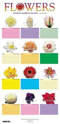 Flower Chart in Tube - UC043460