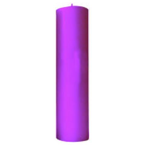 HE83703 - Solid Purple Pillar