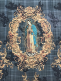 Our Lady of Guadalupe Scarf - JKSCARF-GUADGR
