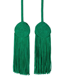 Green Priest Tassel Cincture - VL9008