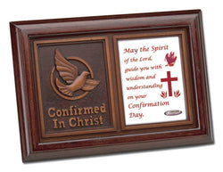 Picture Frame Confirmed in Christ - HSN2123CC