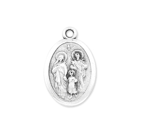 Holy Family Medal - TA1086
