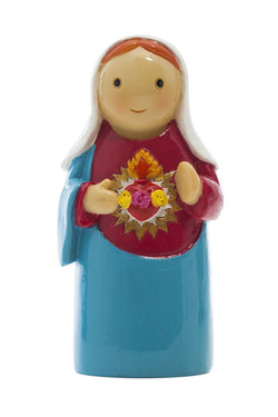 "3.25"" Immaculate Heart of Mary-LI12033"