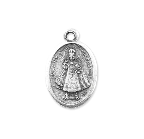 Infant of Prague Medal - TA1086