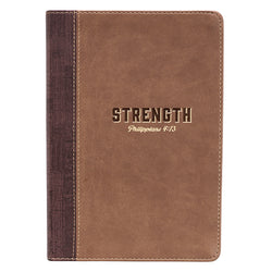 Strength Luxleather Journal - GCJL288