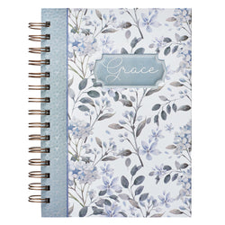 Grace Hardcover Wirebound Journal - GCJLW052
