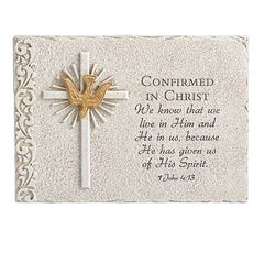 "6"" Confirmation Wall Plaque - LI602709"